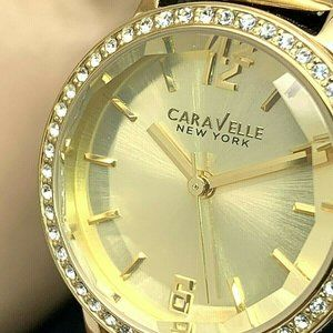 Caravelle New York By Bulova Women's Watch 44L157